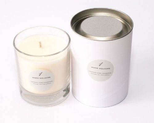 Warm Welcome Single Wick Candle